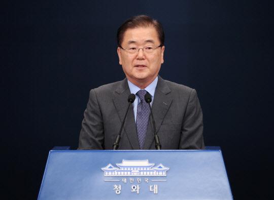"""문대통령 18∼20일 평양 방문…""""김정은, 비핵화 의지 재확인"""""""